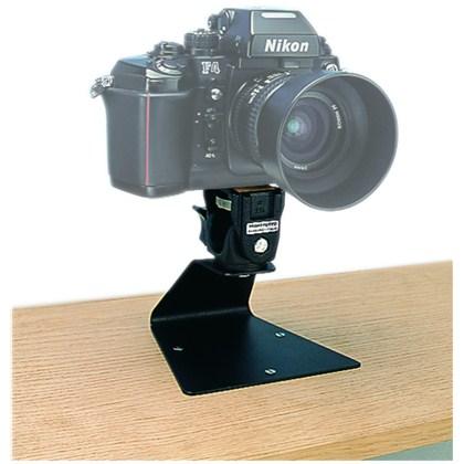 תושבת לחיבור קבוע של המצלמה למשטח אופקי (כולל ראש)