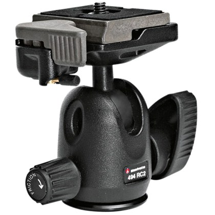 Manfrotto 494 MINI BALL HEAD with RC2