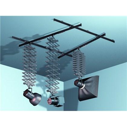 מערכת תלייה לתקרה 3 אקורדיונים