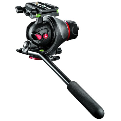 Manfrotto 055 Magnesium Photo-Movie head-Q5