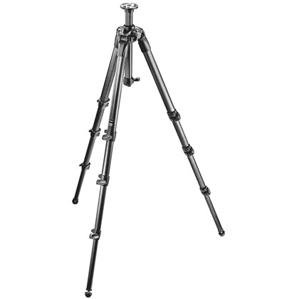 Manfrotto 057 CF Tripod 4 sections