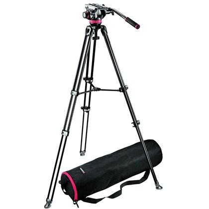 כולל תיק KIT VIDEO TELESCOPIC TWIN LEG