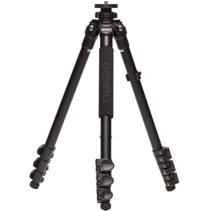 חצובת אלומיניום איכותית למצלמת סטילס ביתית/מקצועית-גובה מקסימלי 1.5 מטר דגם A1580F מבית BENRO