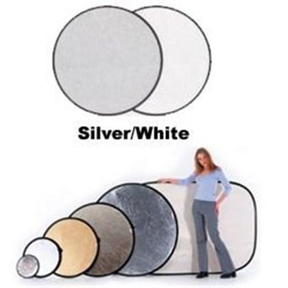 """Lastolite REFLECTOR 120CM (48"""") SILVER/WHITE"""