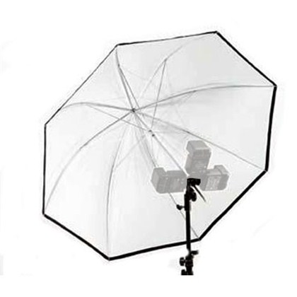 "Lastolite TRIFLASH KIT WITH STAND AND 80CM (34"") UMBRELLA"