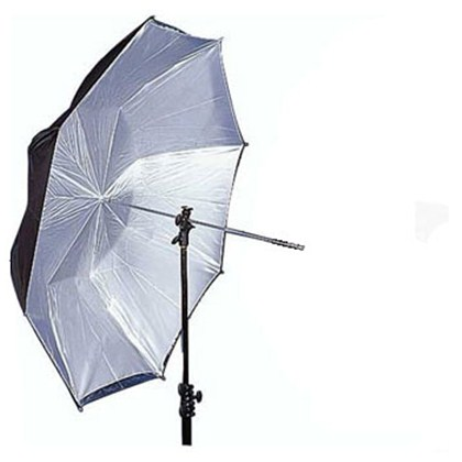 "מטרייה Lastolite UMBRELLA DUAL DUTY 80CM (32"") BLACK/WHITE"