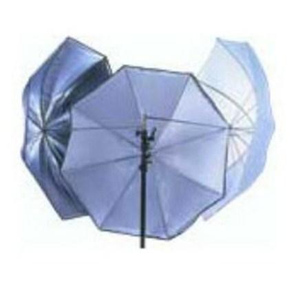 """מטרייה Lastolite UMBRELLA ALL IN ONE 80CM (32"""") SILVER/WHITE"""