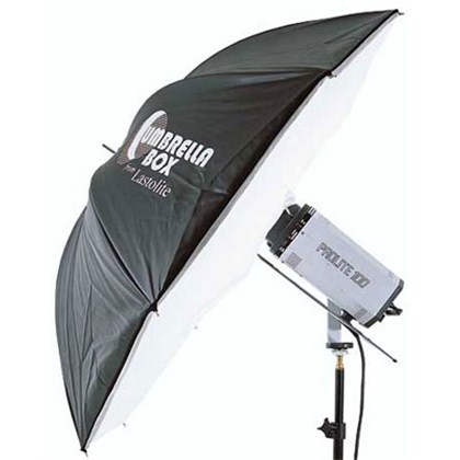 "Lastolite UMBRELLA BOX WITH 7MM SHAFT 100CM (40"")"