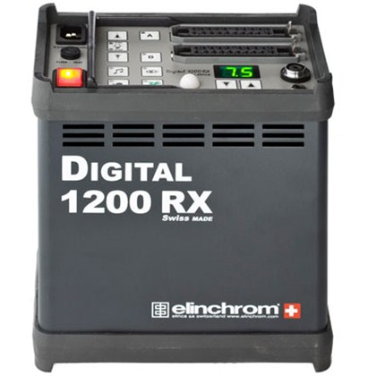 Elinchrom POWER PACK DIGITAL 1200 RX 230V
