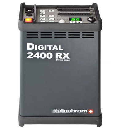 Elinchrom POWER PACK DIGITAL 2400 RX 230V