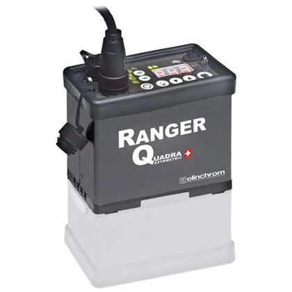 Elinchrom POWERPACK RANGER QUADRA WITHOUT BATTERY