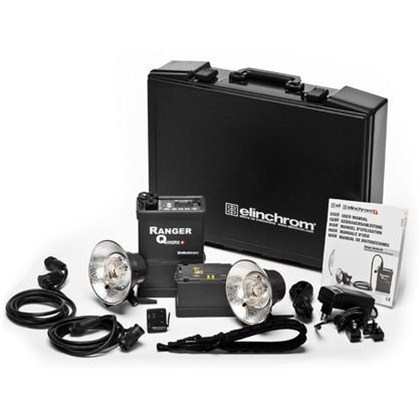 Elinchrom SET RANGER QUADRA CASE TO GO SPEED A