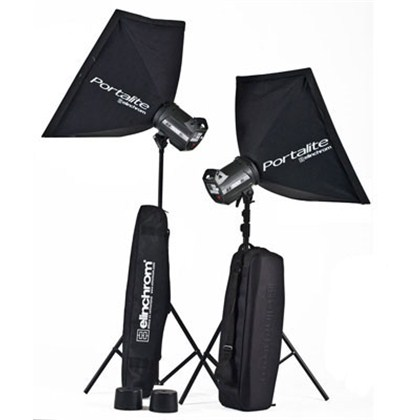 Elinchrom SET BXRi 250/500 TO GO MULTIVOLTAGE