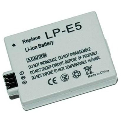 סוללה חילופית LP-E5