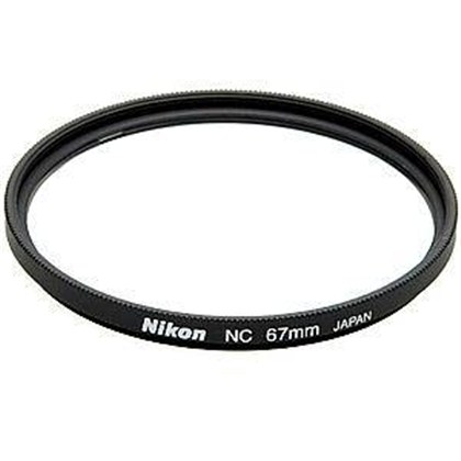 Nikon NC Clear glass (UV) 67mm