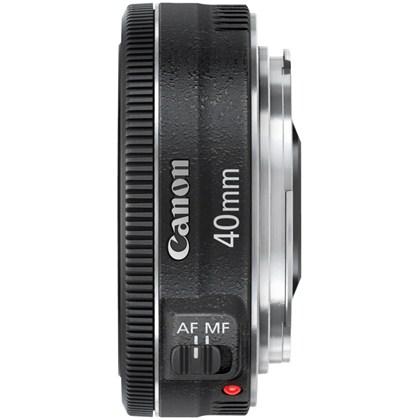 Canon 40mm f/2.8 pancake עדשת קנון