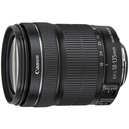 Canon 18-135mm f/3.5-5.6 IS STM