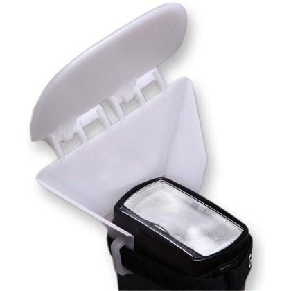 Origami Flash Diffuser