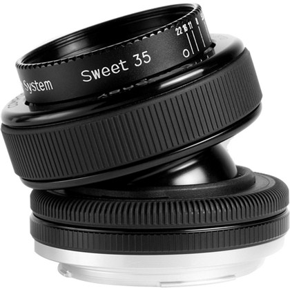 Lensbaby COMPOSER PRO W/Sweet 35 Optic For NIKON