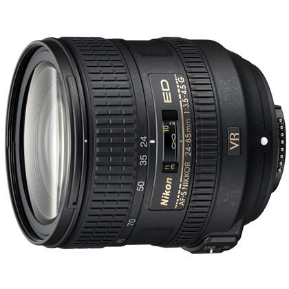 NIKON 24-85mm f/3.5-4.5 VR AF-S