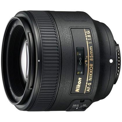 עדשת ניקון Nikon Lens 85MM F/1.8 G AF-S