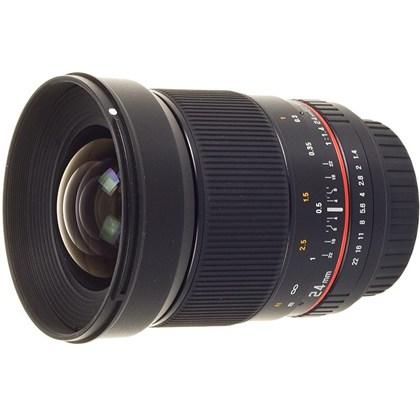 SAMYANG 24mm f/1.4 AS UMC for PENTAX