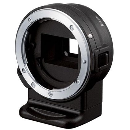 Nikon FT1 Mount Adapter for F-Mount Lenses & 1 Series Cameras, Black