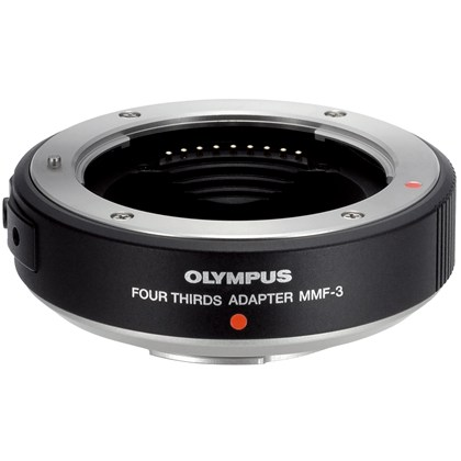 Olympus MMF-3 - Four Thirds Lens to Micro Four Thirds Lens Mount Adapter