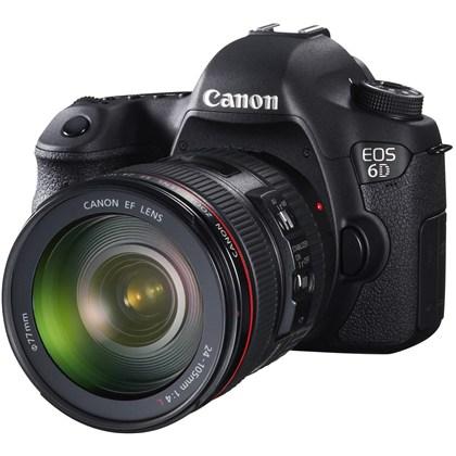 Canon 6D מצלמה דיגיטלית מקצועית קנון + עדשהSTM 24-105