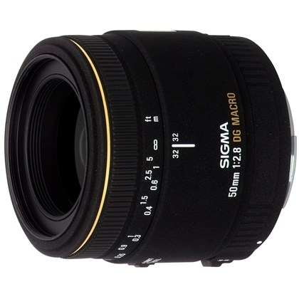 Sigma 50mm F/2.8 EX DG MACRO for Canon