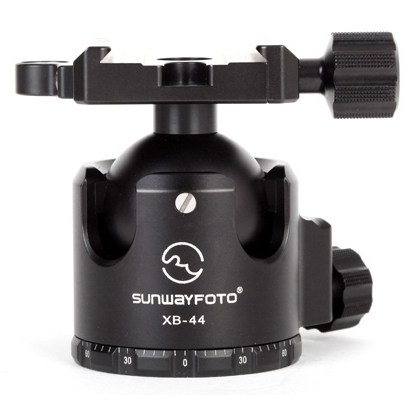 XB Series Ball Head with Screw Knob Clamp