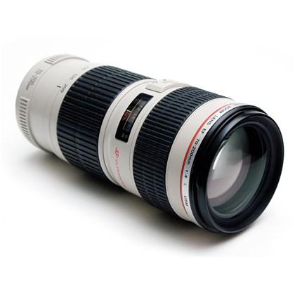 עדשת קנון קנון Canon 70-200mm f/4 L USM