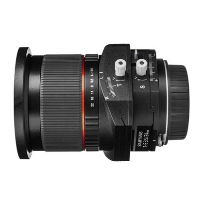 Samyang  24mm T-S F/3.5 ED AS UMC Tilt/Shift Lens for Canon