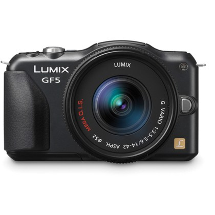 Panasonic Lumix GF-5W +14-42mm + 45-150mm