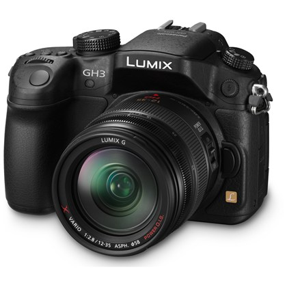 PANASONIC GH-3 12-35mm Kit