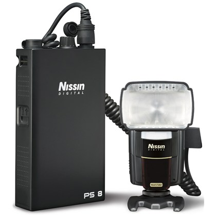 Nissin Power Pack PS 8 for Nikon