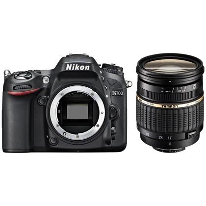 Nikon D7100 + Tamron 17-50 f/2.8 Lens