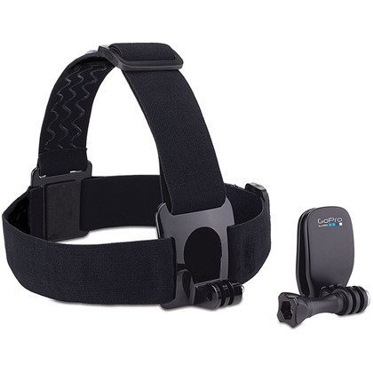 GoPro Headstrap + QuickClip