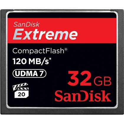 CFXS 32GB X46, Extreme,120MB/s,60MB/s