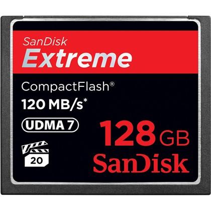 CFXS 128GB X46, Extreme,120MB/s,60MB/s