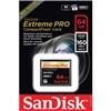 Extreme Pro Cf 160mb/S 64 Gb Vpg 65, Udma 7