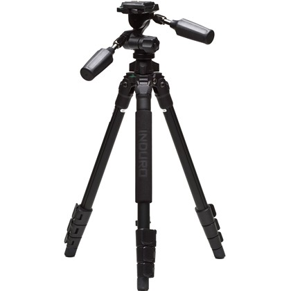 Induro AKP1 Adventure Series Tripod w/ 3-Way Pan Head Kit