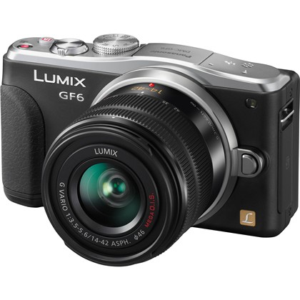 PANASONIC DMC-GF6 +14-42