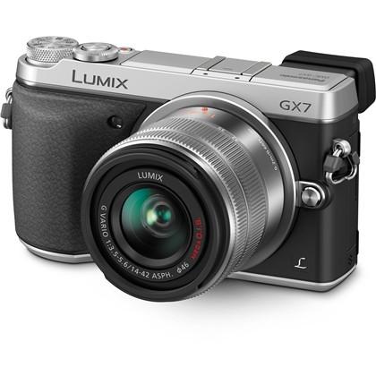 מצלמה חסרת מראה פנסוניק PANASONIC DMC-GX7 +14-42 - קיט