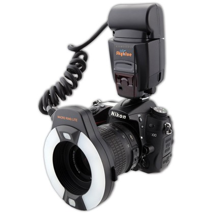 MEIKE 14EXT TTL For Canon RINGFLASH