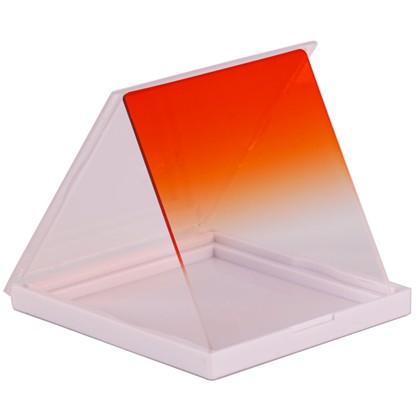SQ 76x76 mm Square filter LB-AMBER 4