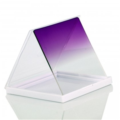 SQ 76x76 mm Square filter 1/2 PURPLE