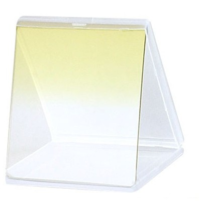 SQ 76x76 mm Square filter 1/2 YELLOW