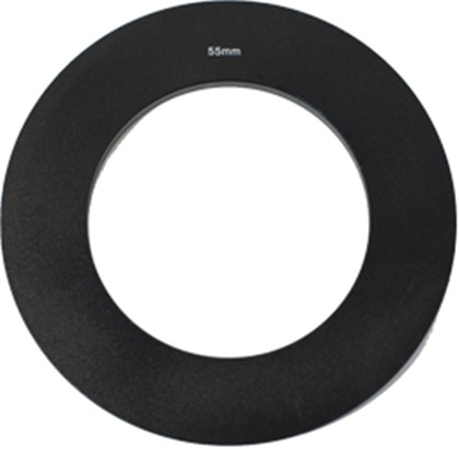 SQ 76x76 mm Square filter ADAPTER RING 55