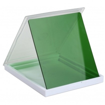 SQ 76x76 mm Square filter MIST CIRCLE GREEN